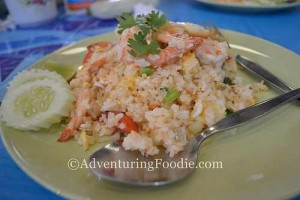 Thailand's Delicious Fried Rice Dishes