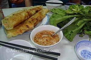 Banh Xeo: Vietnam's Delicious Crepe