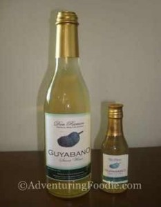 Tropical Fruit Wines from Bicol