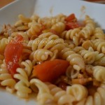 Cooking Vegetarian Pasta for One