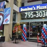Restaurant Review: The New Domino's Pizza in Makati City