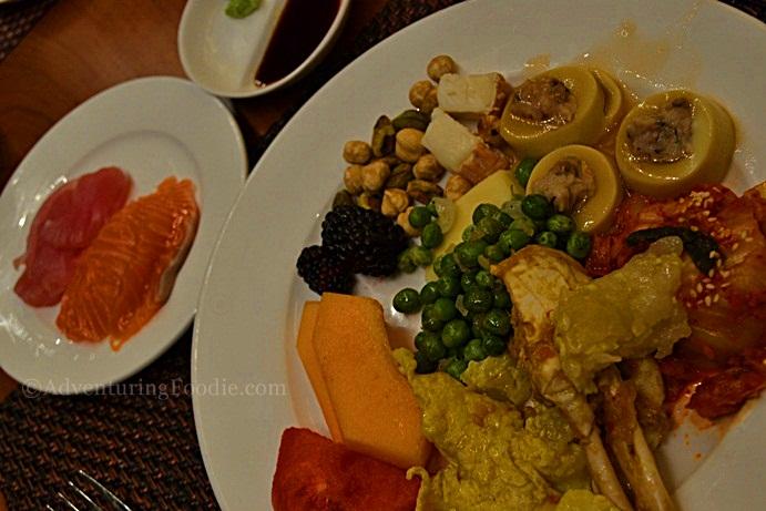 Restaurant review zaffron kitchen singapore for Zaffron kitchen set lunch