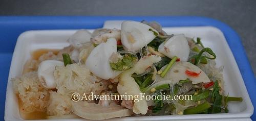 Spicy Noodles—Unforgettable Street Food in Pattaya, Thailand