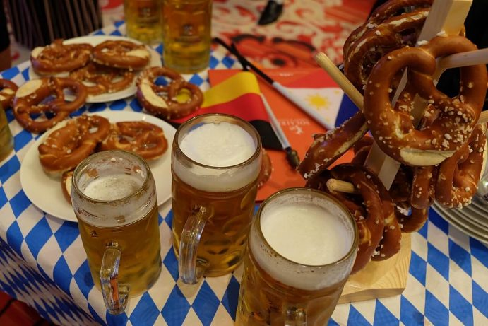 Celebrate Oktoberfest 2018 in the Philippines