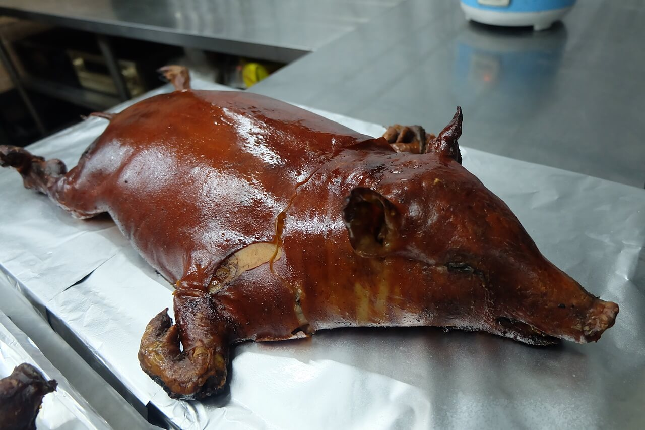 mr cochinillo roasted pig