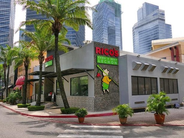 Restaurant Review: Rico's Lechon Now in Manila